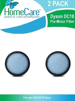 Home Care Dyson DC18 Pre-Motor Filter 2 Pack