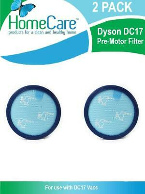 Home Care Dyson DC17 Pre-Motor Filter 2 Pack