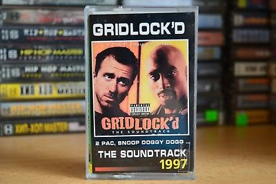 OST – Gridlock'd / 2Pac, Nate Dogg, Snoop Dogg / Rap Tape / Russian Edition