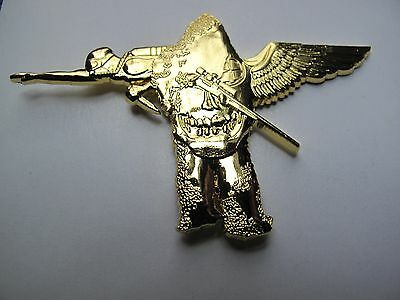 Force Recon Marine Jump Dive Sniper Jack Pin NEW Airborne Ghillie Rifle MarSoc