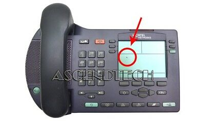 Nortel I2004 Ip Business Office Desktop Display Telephone Ntdu82Aa70 No Stand
