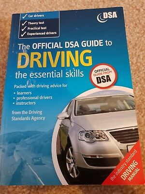 The Official DSA Guide to Learning to Drive by Driving Standards Agency (Paperb…
