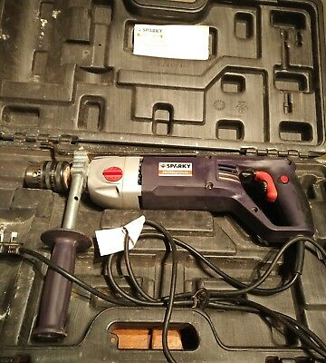 SPARKY PROFESSIONAL 1100W two-speed impact drill