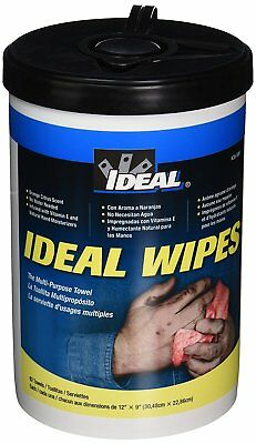 Ideal Industries 38-500 Pre-moistened Wipes