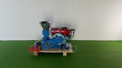 PELLET MILL 8 HP DIESEL ENGINE MIAMI USA SHIP to Preston