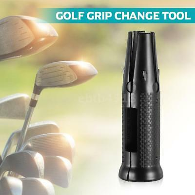 Plastic Golf Wrap Clip Golf Ultimate Grip Butt Golf Installation Change F7H1