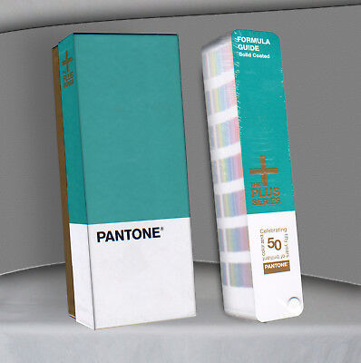 Pantone Color FORMULA Guide Solid COATED - - 1,677 Colors - - Box + Sealed Book
