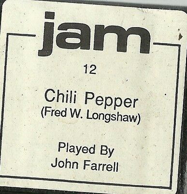 Chili Pepper (Fred W Longshaw), played by John Farrell, JAM 12 Piano Roll