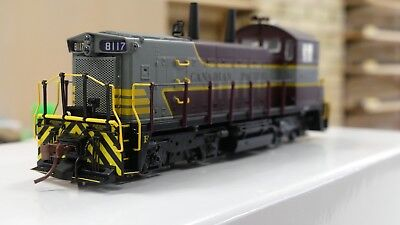 Rapido SW1200RS Canadian Pacific (Block Lettering) DCC Ready (7 #'s)