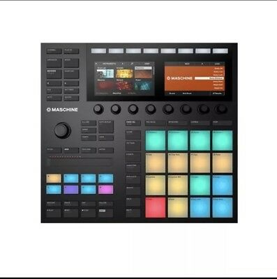 Native Instruments Maschine MK3 + Expansions