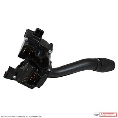 Turn Signal Switch-Windshield Wiper Switch Front Motorcraft SW-5578