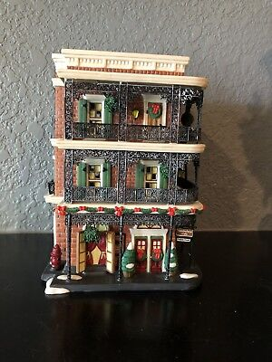 *BARGAIN* *MINT COND* Dept 56 CIC Jambalaya Cafe (59265), ANNE RICE Collection