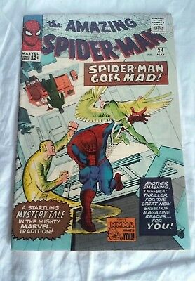 The Amazing Spider-Man #24 (May 1965, Marvel)