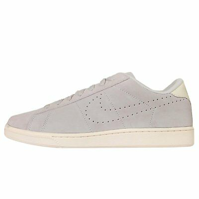 big sale 72d64 54f86 NIKE Tennis Classic CS Suede Mens Trainers 829351 Sneakers Shoes (US 11  Metal.