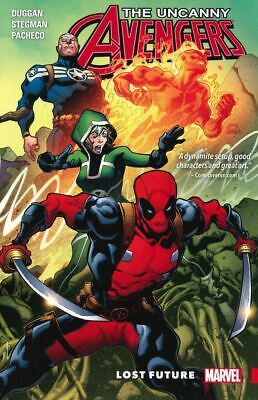 The Uncanny Avengers: Lost Future Marvel Graphic Novel Trade Paperback TPB