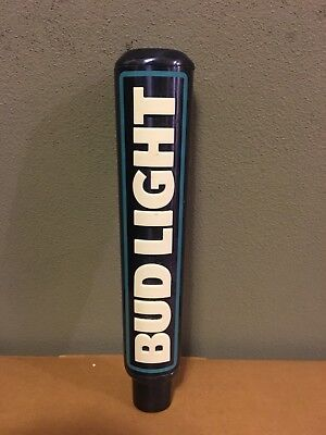 Bud light Beer Tap Handle Short Mini 8 Inches BRAND  NEW In Box !!!