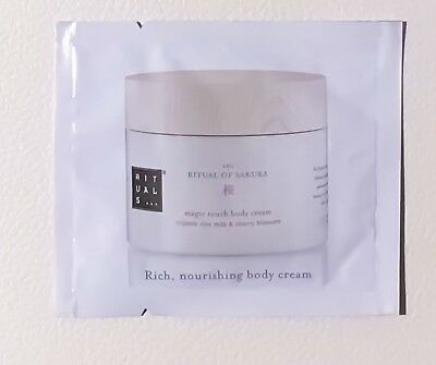 RITUALS The Ritual Of Sakura Body Cream Bodylotion Body Lotion Creme 5 ml Probe