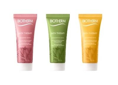 3x 20 ml BIOTHERM Set Bath Therapy Körpercreme Body Lotion Bodylotion Creme