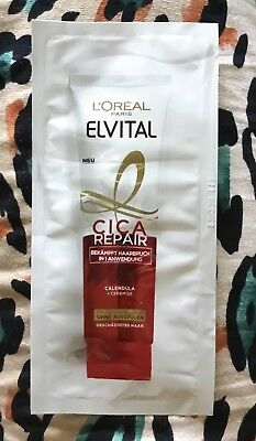 LOREAL Paris CICA Total Repair Elvital Haar Kur Haarkur Probe 9,7 ml Testmuster