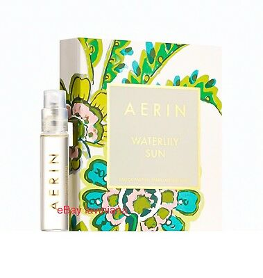 Estee Lauder AERIN Waterlily Sun 2 ml Eau de Parfum Mini Spray Probe Duftprobe