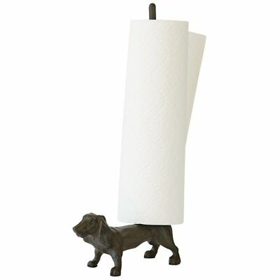 Dachshund Paper Towel Holder Interesting IRON DOG PAPER Towel Holder Kitchen Towel Dispenser Toilet Paper