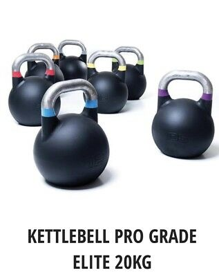 TC Fitness Supplies Pro Grade KB 20KG - NEW