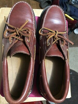 Red Wing Steal Toe Casual Loafers Size 11