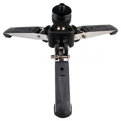 Universal Three-Foot Support Stand Monopod Base for Tripod Head DSLR L2S5 V6G8