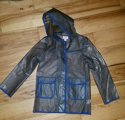 Kids Unisex Hunter For Target Rain Coat Jacket Size Small S New NWT