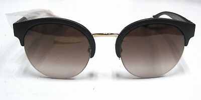 NWT Authentic Burberry SunGlasses frames Matte Black Acetate BE4241 346413 women