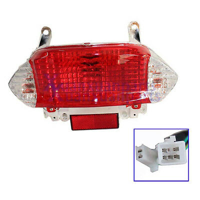 Chinese GY6/QMB139 Scooter Moped Rear Tail Light Taillight 50cc 125cc 150cc