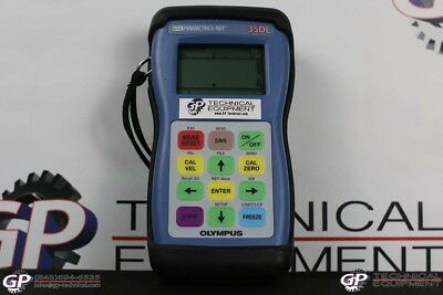 Olympus 35DL Ultrasonic Thickness Gauge (171005H)
