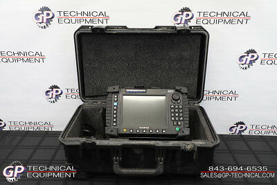 Olympus OmniScan MX 16:16 Ultrasonic Phased Array Flaw Detector Panametrics NDT