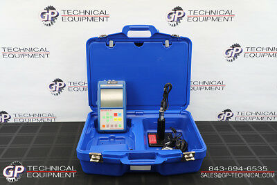 Olympus MagnaMike 8500 Panametrics Ultrasonic Plastic Glass Thickness Gauge NDT