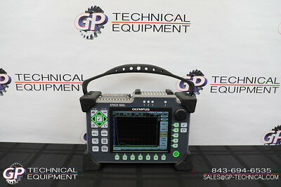 Olympus Panametrics Epoch 16:64 1000i Ultrasonic Phased Array Flaw Detector NDT