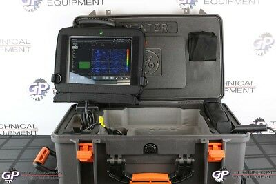 Phased Array GE Inspection 32:32 Mentor Ultrasonic Flaw Detector Krautkramer NDT