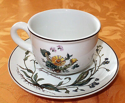 Villeroy & Boch Decor Botanica Tasse The Chocolat Cafe Et Sa Sous-Tasse
