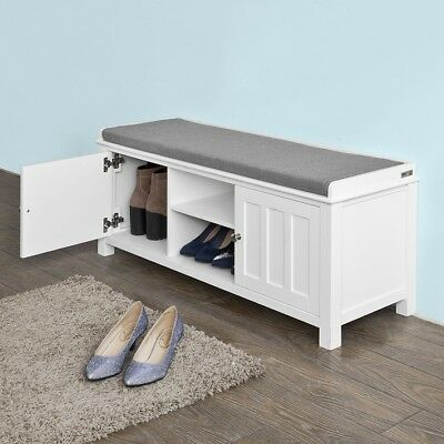 Marvelous Sobuy Home Office Storage Unit Hallway Shoe Storage Bench Pdpeps Interior Chair Design Pdpepsorg
