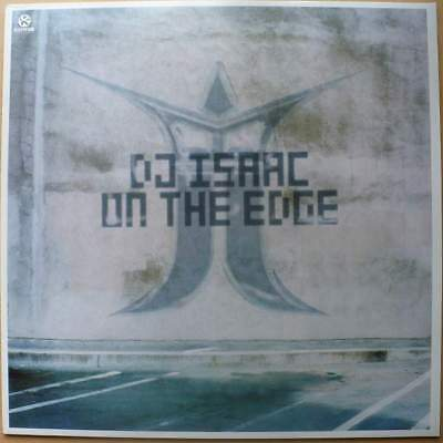 "12"": DJ Isaac - On The Edge - Kontor Records - K226"