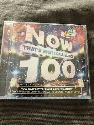 Now That's What I Call Music! 100 - Now 100 Brand New Sealed