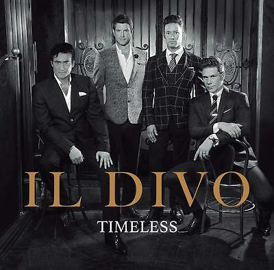 Il Divo - Timeless [CD] Sent Sameday*
