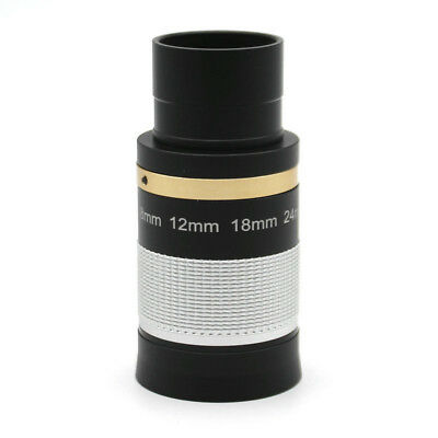 8~24mm Datyson Deluxe Zoom Telescope Eyepiece Full Metal Goggles with FMC Broad