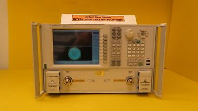 E8361C, 67GHz (usable to 70GHz) PNA Vector Network Analyzer, LOADED, FRESH CAL
