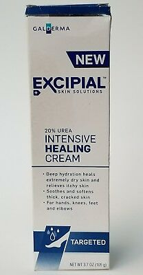 Excipial Urea 20% Intensive Healing Cream 3.7 Ounce