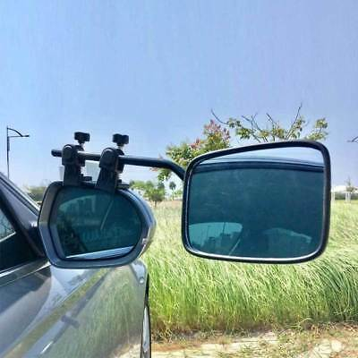Milenco Falcon Super Steady Caravan Towing Mirror X2