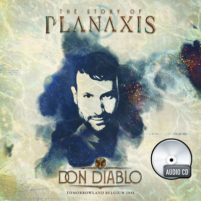 Don Diablo - Live @ Tomorrowland 2018 (Belgien) – 20-07-2018  –  AUDIO CD