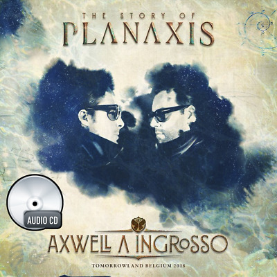 Axwell Λ Ingrosso - Live @ Tomorrowland 2018 (Belgien) – 20-07-2018  –  AUDIO CD