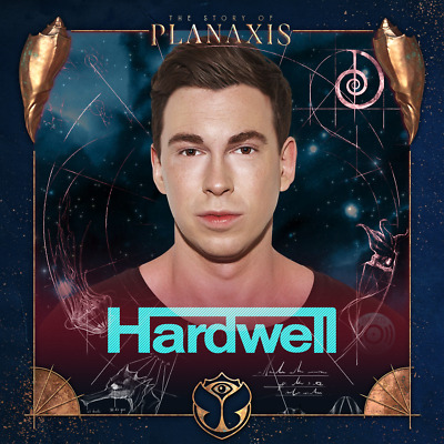 Hardwell - Live @ Tomorrowland 2018 (Belgien) – 20-07-2018  –  AUDIO CD