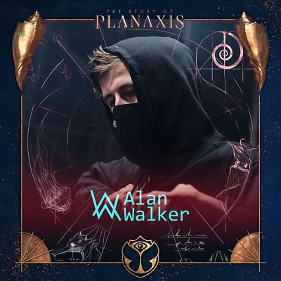Alan Walker - Live @ Tomorrowland 2018 (Belgien) – 20-07-2018  –  AUDIO CD