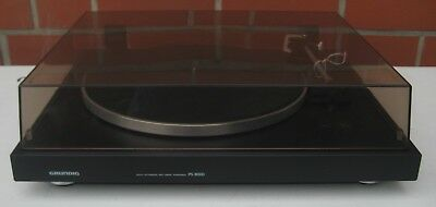 Grundig PS8000 Fully Automatic Belt Drive Turntable / Plattenspieler /Dual CS455